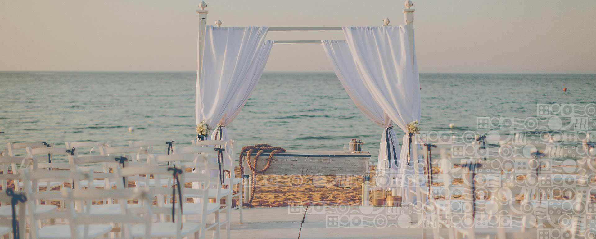 Matrimonio Spiaggia Puglia : Matrimonio sulla spiaggia in puglia lido sabbiadoro