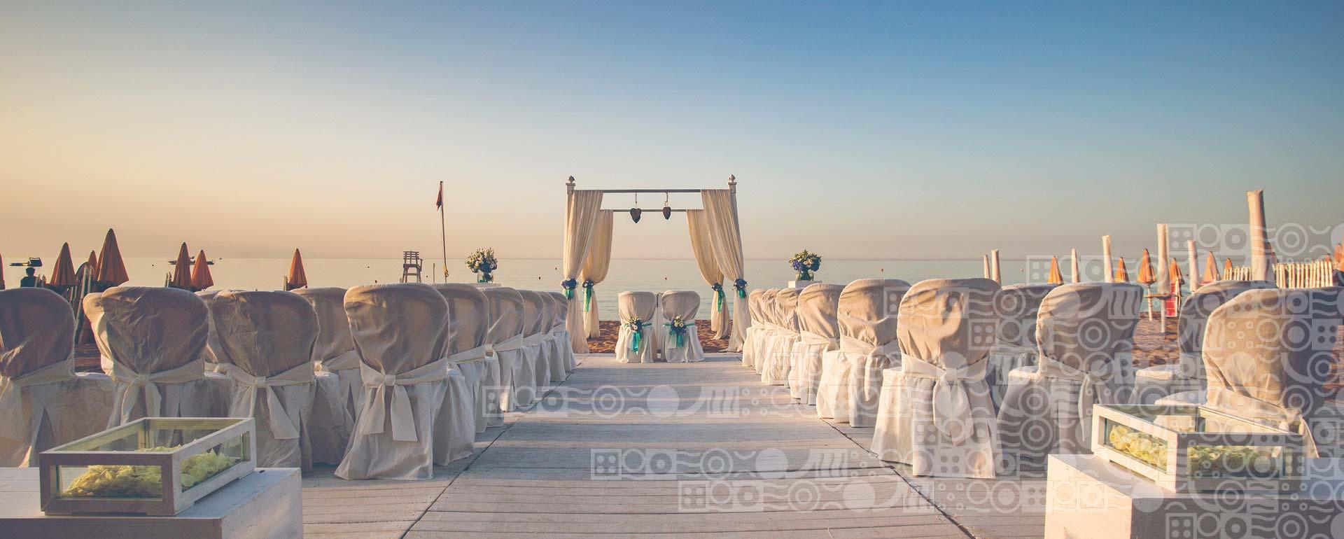 Sposarsi sulla Spiaggia in Puglia