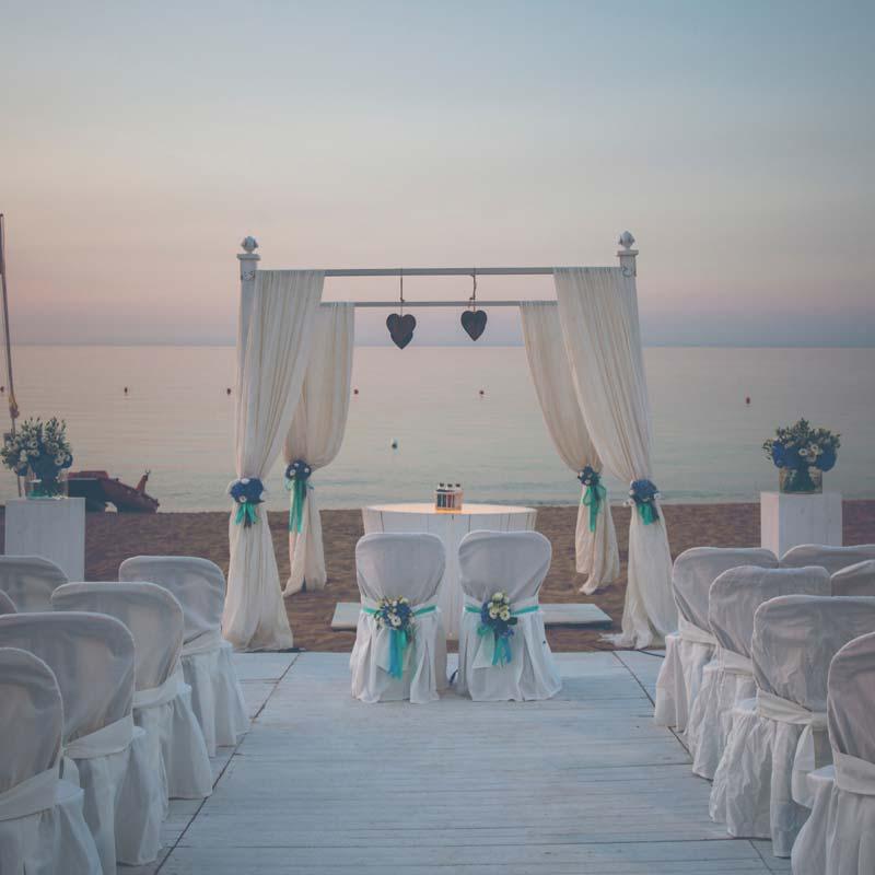 Sposarsi sulla spiaggia Puglia 5